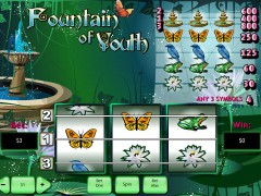 Fountain of Youth - Playtech