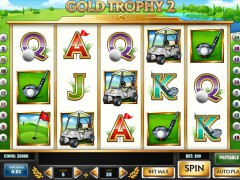 Gold Trophy 2 - Play'nGo