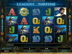 Leagues Of Fortune - Quickfire