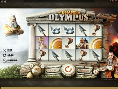 The Legend Of Olympus - Quickfire