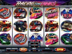 Racing For Pinks - Microgaming