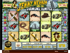 Jenny Nevada And The Diamond Temple - Rival