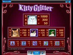 Kitty Glitter 77juegos.com IGT Interactive 2/5