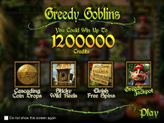 Greedy Goblins - Betsoft