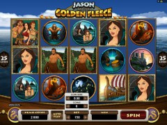 Jason and the Golden Fleece - Microgaming