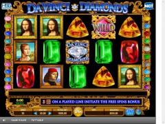 Da Vinci Diamonds 2 - IGT Interactive