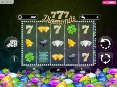 777 Diamonds 77juegos.com MrSlotty 1/5