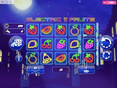 Electric7Fruits 77juegos.com MrSlotty 1/5