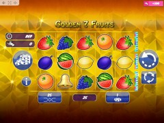 Golden7Fruits 77juegos.com MrSlotty 1/5